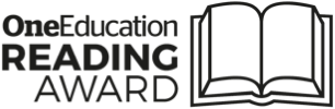 one education reading award logo