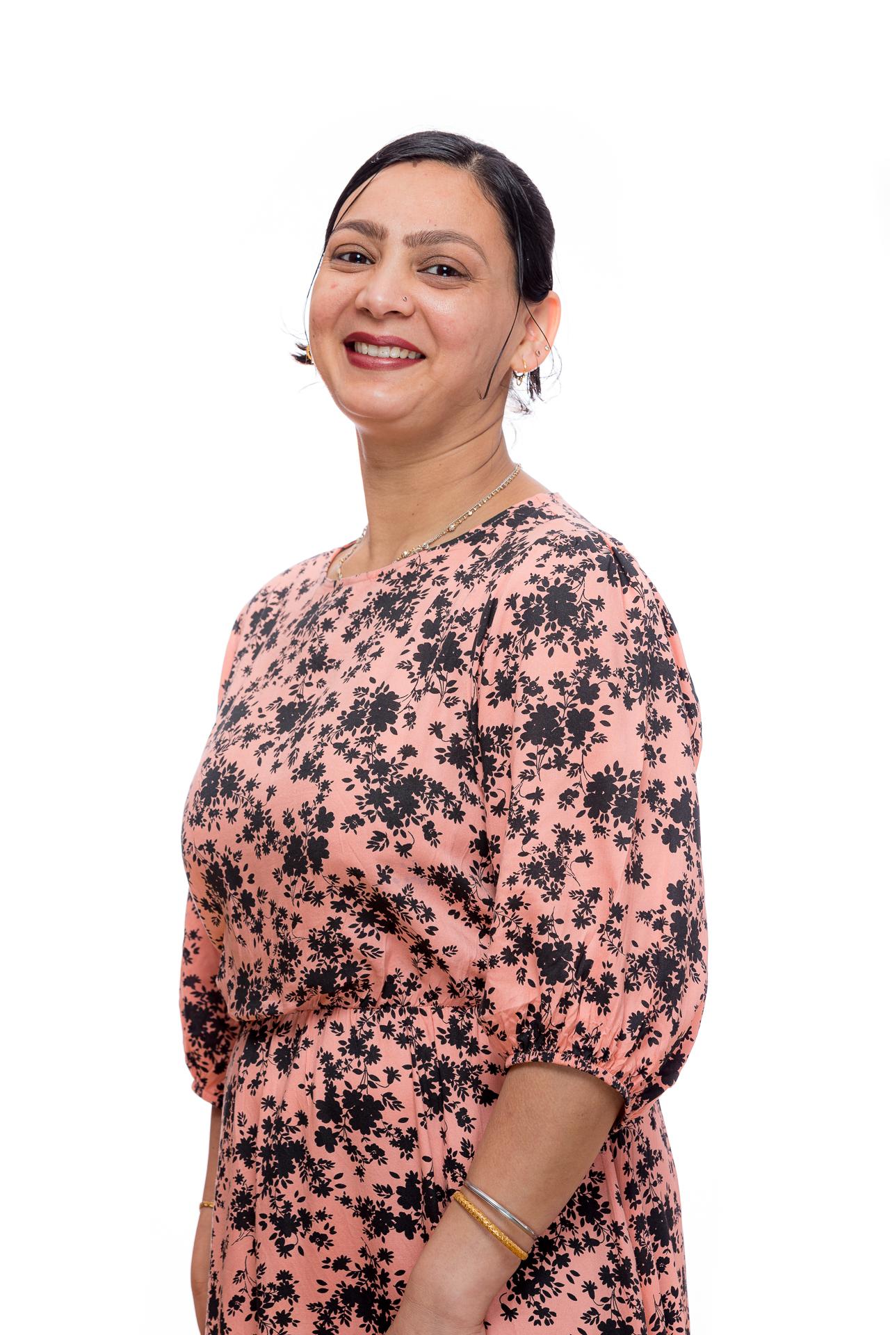 Mrs P Kaur