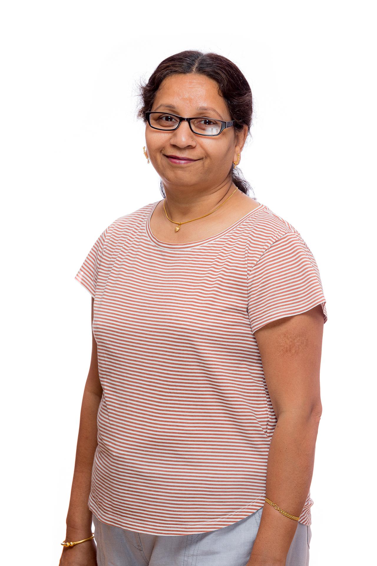 Mrs Chauhan